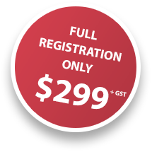 Full registration only $299